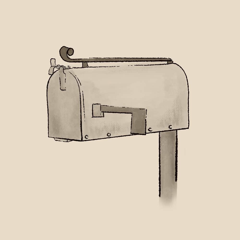 Mailbox icon v3